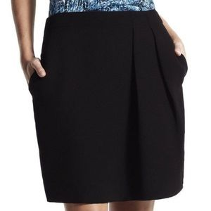 Derek Lam For Design Nation Black Skirt
